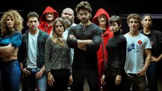 «La casa de papel»: Διακοπές τέλος -  Πότε ξεκινά η τρίτη σεζόν