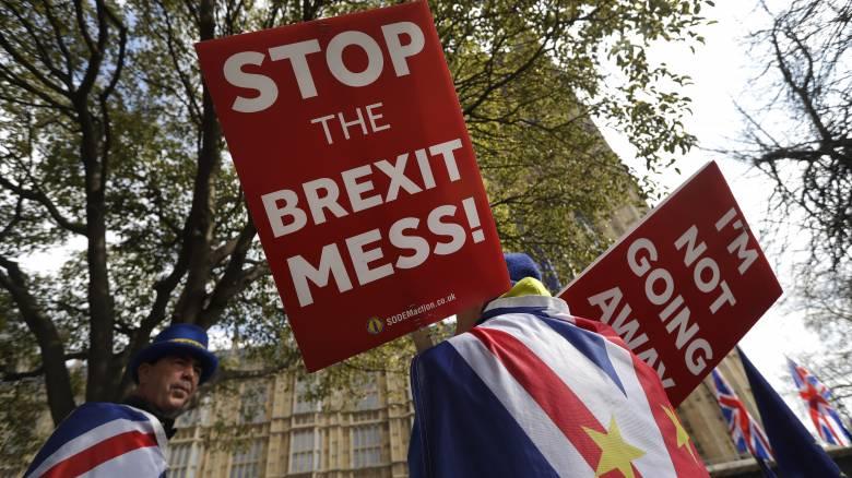 Οι τέσσερις προτάσεις για το Brexit που θα ψηφίσουν οι Βρετανοί βουλευτές