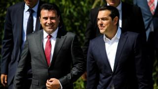 Με 140 επιχειρηματίες στα Σκόπια ο Τσίπρας