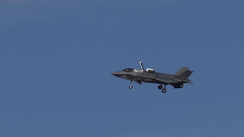 Οι ΗΠΑ ακυρώνουν την παράδοση των F-35 στην Τουρκία