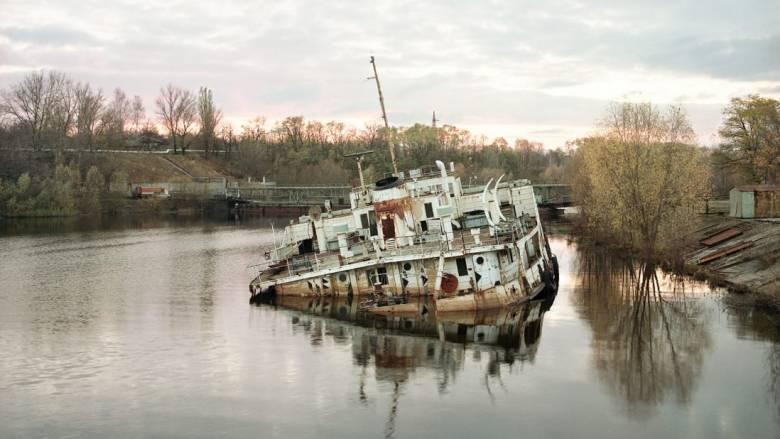 Ένας εγκαταλελειμμένος κόσμος μέσα στην Απαγορευμένη Ζώνη του Τσερνόμπιλ