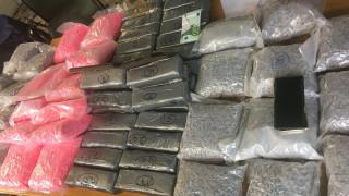 Ρόδος: Συνελήφθησαν μετά από καταδίωξη με 20 κιλά κοκαΐνης και ναρκωτικά χάπια