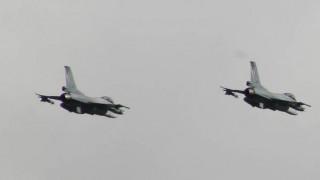 Νέες παραβιάσεις από τουρκικά μαχητικά - Πέταξαν πάνω από Οινούσσες και Παναγιά