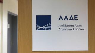 ΑΑΔΕ: Κατασχέσεις σε 816.721 φορολογουμένους το 2018