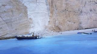 Ζάκυνθος: Η παραλία «Ναυάγιο» χωρίζεται σε τρεις ζώνες πρόσβασης