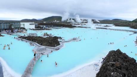 Blue Lagoon: Εννέα εκατομμύρια λίτρα χαλάρωσης