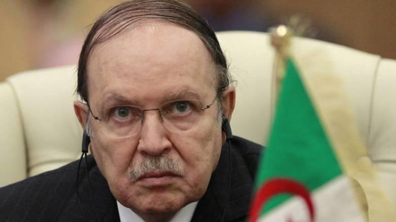 Αλγερία: Παραιτήθηκε ο πρόεδρος Μπουτεφλίκα