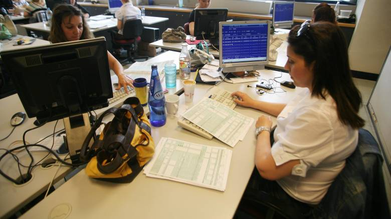 Στα 413 ευρώ ο μέσος φόρος των χρεωστικών εκκαθαριστικών