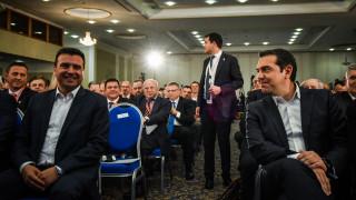 Τα βήματα ελέγχου εφαρμογής της Συμφωνίας των Πρεσπών