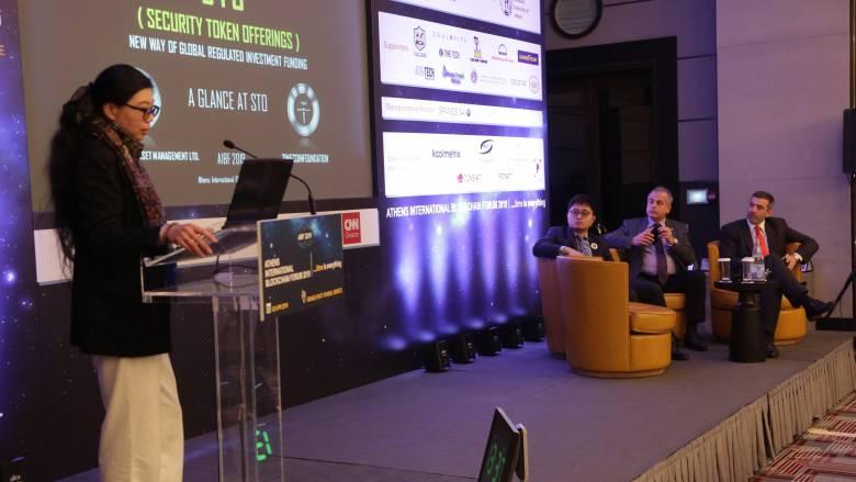 Η τεχνολογία blockchain μπορεί να οδηγήσει σε ένα Ελληνικό Ψηφιακό Χρηματιστήριο