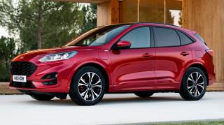 To νέο Ford Kuga είναι μοντέρνο και υβριδικό