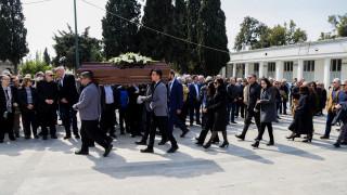 Βασίλης Λυριτζής: Το «τελευταίο αντίο» στο γνωστό δημοσιογράφο