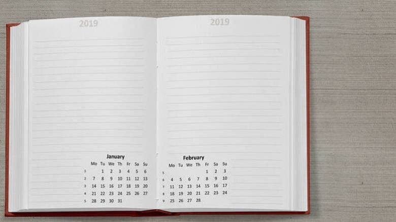 Αργίες 2019: Ποια είναι τα επόμενα τριήμερα - Πότε πέφτει το Πάσχα