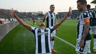 ΠΑΟΚ-Αστέρας Τρίπολης 2-0: Προβάδισμα πρόκρισης χωρίς να Ματ... ώσει!