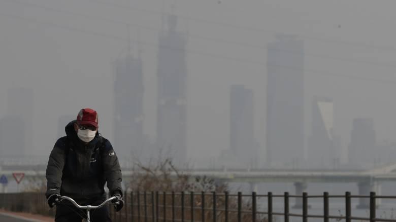 Έκθεση - σοκ: Η ατμοσφαιρική ρύπανση μειώνει το προσδόκιμο ζωής κατά 20 μήνες