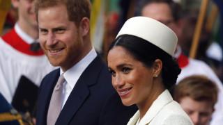 Ρεκόρ… Γκίνες για πρίγκιπα Χάρι και Μέγκαν Μαρκλ που απέκτησαν το δικό τους Instagram!