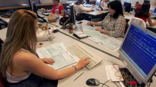 Στα 297 ευρώ η μέση επιστροφή φόρου για τα πιστωτικά εκκαθαριστικά