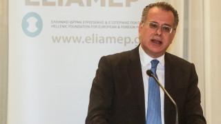 Κουμουτσάκος: Να αξιοποιήσουμε μια πιθανή εκδίωξη της Τουρκίας από το ΝΑΤΟ