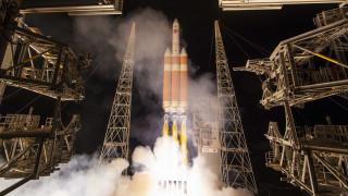 Κυκλοφοριακή... συμφόρηση στο Διάστημα: Εκτοξεύσεις πυραύλων και μία άφιξη στην τροχιά της Σελήνης