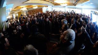 Στον «αέρα» το συνέδριο της ΓΣΕΕ μετά τα επεισόδια – Υπό κατάληψη το ξενοδοχείο