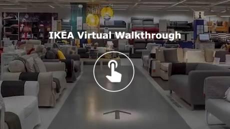 IKEA Virtual Walkthrough