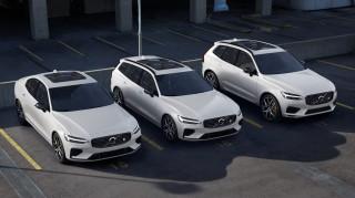 Τα υβριδικά Volvo XC60 και V60 αποκτούν εκδόσεις Polestar Engineered με 420 ίππους
