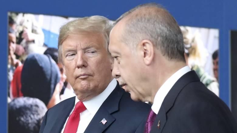 Ο «Ψυχρός Πόλεμος» ΗΠΑ – Τουρκίας ταράσσει τα νερά στο ΝΑΤΟ