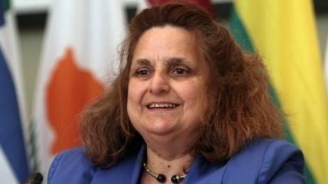 Στη Βουλή η Άννα Ζαΐρη για την υπόθεση Πετσίτη