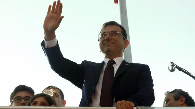 Εκλογές Τουρκία 2019: Πρώτος στην Κωνσταντινούπολη και μετά τη νέα καταμέτρηση ο Ιμάμογλου