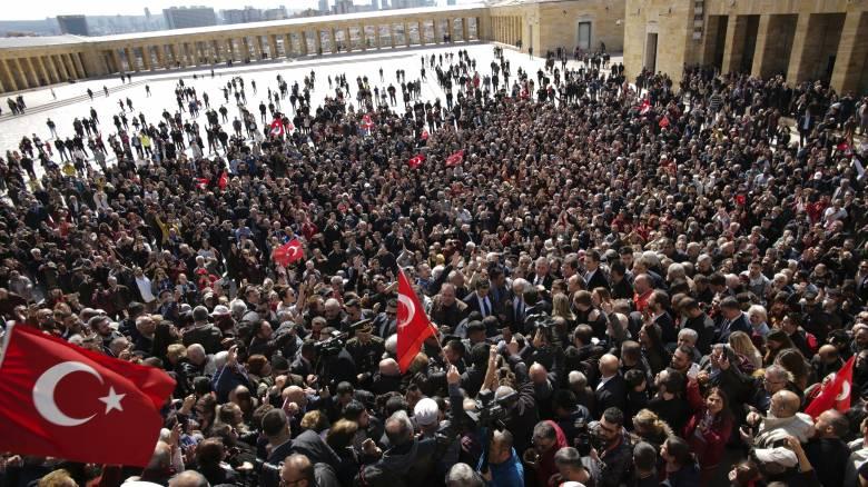 Τουρκία: Επανακαταμέτρηση ψήφων σε 15 επιπλέον περιφέρειες της Κωνσταντινούπολης