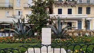 Κέρκυρα: Έκλεψαν την προτομή του Γεωργίου Ράλλη