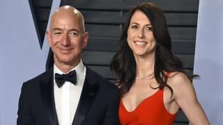 Τζεφ Μπέζος: Έτσι μοίρασαν τελικά την τεράστια περιουσία τους με την πρώην σύζυγό του