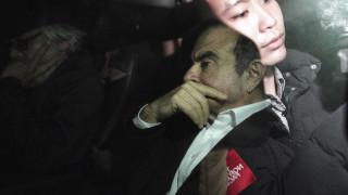 «Εξωφρενικό»: Συνελήφθη ξανά ο πρώην επικεφαλής της Nissan