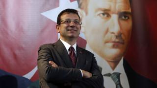 Ιμάμογλου: Προηγούμαι στην επανακαταμέτρηση των ψήφων στην Κωνσταντινούπολη