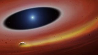 «Πτώμα» εξωπλανήτη ανακαλύφθηκε γύρω από νεκρό άστρο