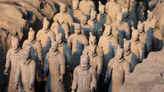 Λύθηκε το μυστήριο με τα όπλα του Πήλινου Στρατού της Κίνας