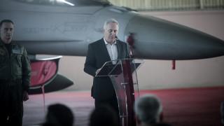 Αποστολάκης: Θα εξετάσουμε την προοπτική αγοράς F-35 από τις ΗΠΑ