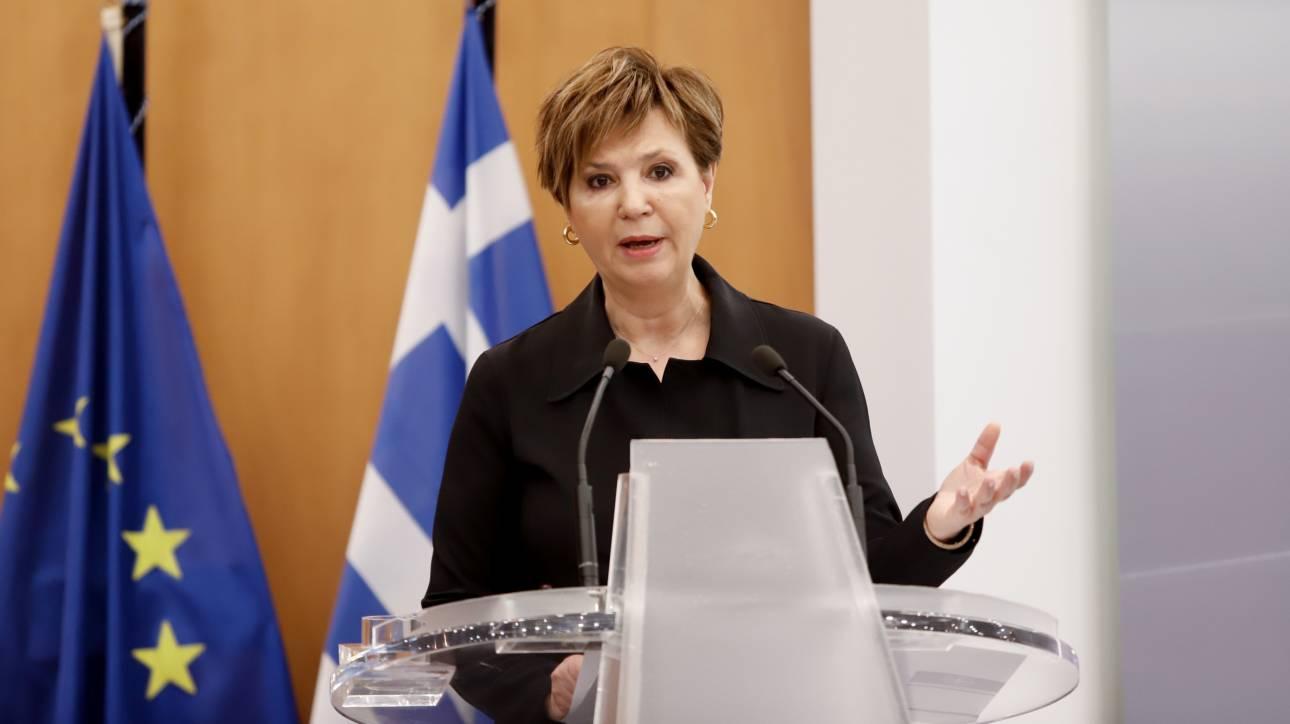 Γεροβασίλη: Η ΕΛ.ΑΣ. δεν είχε ενημερωθεί για την επιχείρηση του λιμενικού στα Εξάρχεια