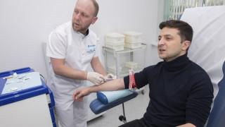 Ουκρανία: Έκαναν… τοξικολογικές εξετάσεις πριν από το debate!