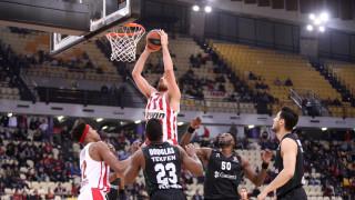 Ολυμπιακός-Νταρουσάφακα 99-74: «Πικρό» αντίο με νίκη