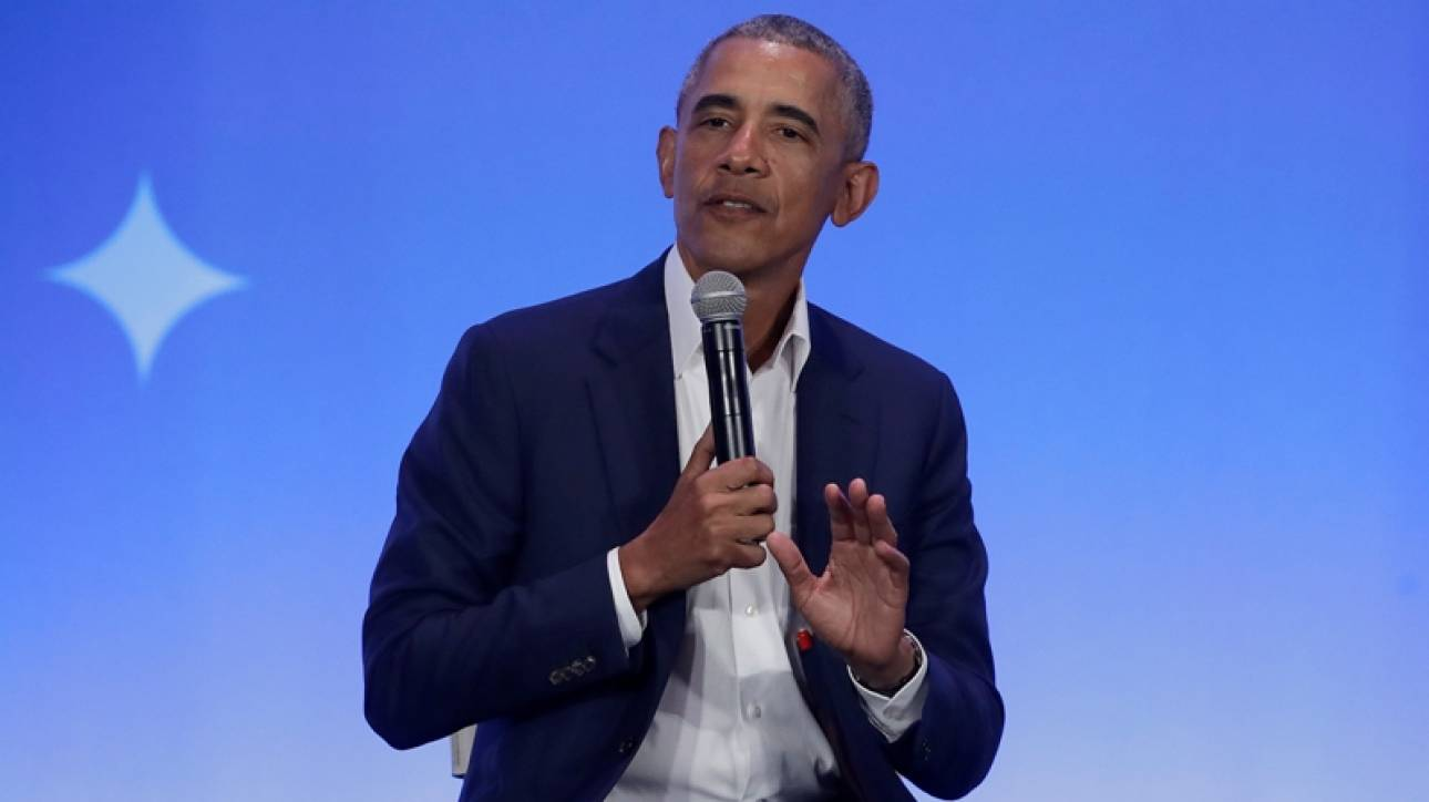 O Μπαράκ Ομπάμα «κοιμόταν για πολύ μεγάλο χρονικό διάστημα» μετά τη λήξη της θητείας του