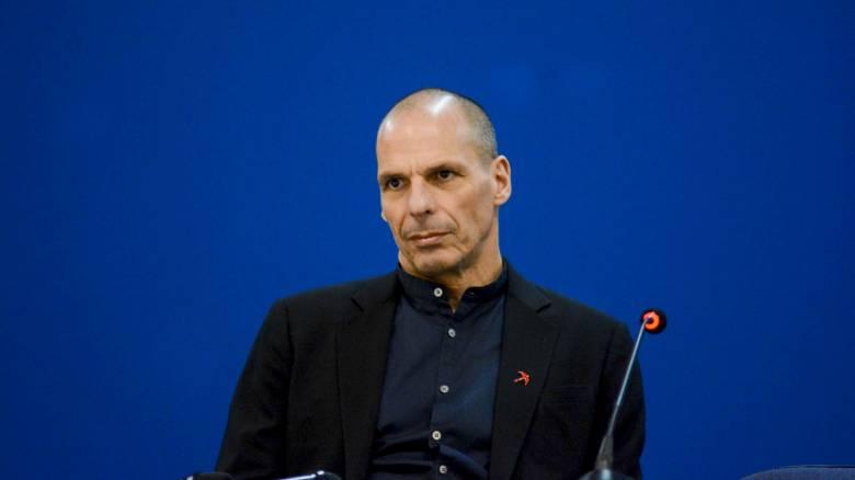 """Βαρουφάκης: Το όχι στο """"ριφιφί"""" στο Νομισματοκοπείο το είπα εγώ και όχι ο Αλέξης Τσίπρας"""