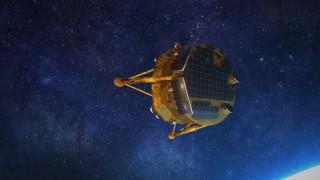 Η πρώτη φωτογραφία του Beresheet από την επιφάνεια της Σελήνης