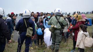 Διαβατά: Αποχωρούν σταδιακά οι πρόσφυγες και μετανάστες – Τι δηλώνει ο Βίτσας