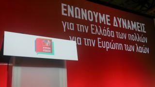 Πρωταγωνιστές οι μεταγραφέντες: Αγκαλιές και selfies στην εκδήλωση του ΣΥΡΙΖΑ