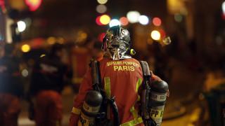 Ισχυρή έκρηξη σε κτήριο στο Παρίσι