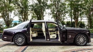 Σε αυτή την Rolls Royce οι πίσω επιβάτες ακούγονται και φαίνονται μόνο αν το θέλουν