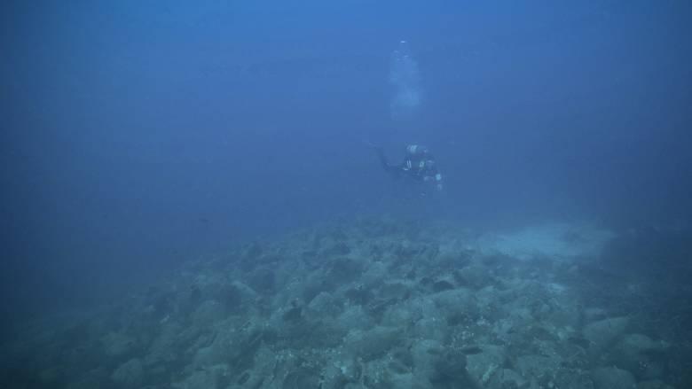 Θαλάσσιος αρχαιολογικός χώρος στην Αλόννησο