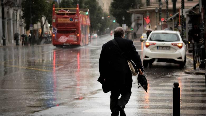 Καιρός: Νέο κύμα κακοκαιρίας με βροχές και καταιγίδες - Πού θα «χτυπήσει»