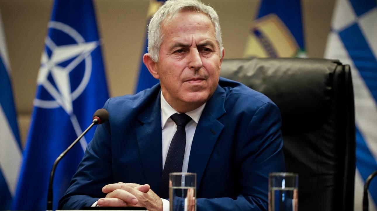 Αποστολάκης: Οι ελληνικές Ένοπλες Δυνάμεις είναι σε θέση να προασπίσουν τα εθνικά συμφέροντα